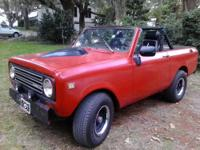 1979 International Harvester SCOUT II for sale. 345 big