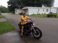 1979 iron head Harley Davidson runs great! Located in