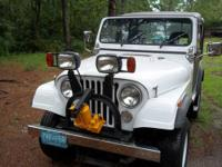1979 Jeep cj-5 Purchased in 1983 In 2008 complete body