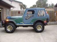 If you know Jeeps, you know just how rare this vehicle