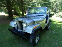 1979 Jeep CJ5 Silver Anniversary This is THE RAREST OF