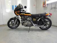 "1978 Kawasaki Z1R TURBO ""TC""For a faster respond please"