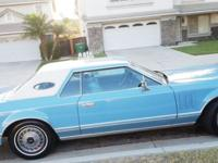 1979 Lincoln Continental Mark V All Original 1 Owner