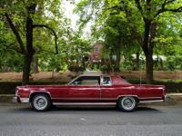 This fantastic Lincoln Town Coupe is a two owner car