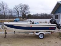 (920) 663-6083 ext.338 Lund 14' fiberglass fishing