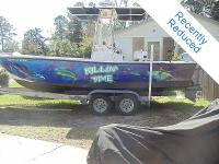 Remarkable Fishing Boat !! The Mako's are understood to