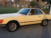 1979 Mercedes Benz 280C (FL) - $18,900 Only 63,000 on