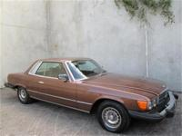 1979 Mercedes Benz 450SLC - California Car! Here is a