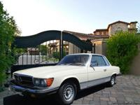 This 1979 Mercedes-Benz 450 SLC has had 1 owner and the