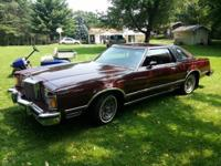 1979 Mercury Cougar for sale (OH) - $8,000. 44k miles.