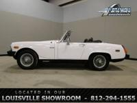 1979 MG Midget for sale in Louisville Kentucky. This