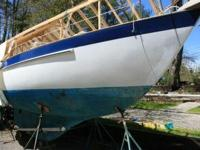 1979 Morris Yachts Leigh 30 Please contact the ownr