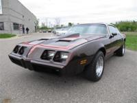 BEAUTIFUL 1979 PONTIAC FIREBIRD FORMULA - AMAZING