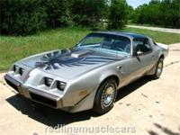 1979 10th Anniversary Trans Am Y89 Pace Car Correct Y89