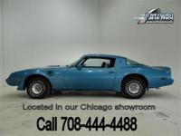 1979 Pontiac Trans Am with power to back up the name!