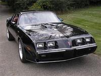 This is a nice 1979 Pontiac Firebird Trans Am with