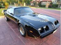 $$3344$## This exceptional Firebird Trans Am maintains
