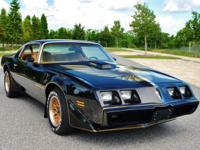 Absolutely Gorgeous! This classic Trans Am is finished