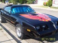 1979 Pontiac Trans Am Firebird High Performance This is