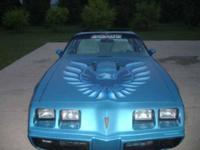1979 Pontiac Trans Am High Performance This fantastic