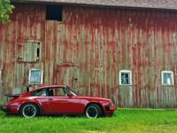1979 Porsche 911SC 3.2L Carrera Coupe. Body is