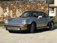 1979 Porsche 911 Turbo Coupe Silver Metallic with Black