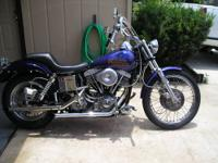 1979 Red Yamaha XS1100 Special Motorcycle -- Needs