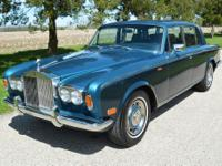 1979 Rolls-Royce Silver Shadow - II  What can you say