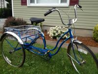 For Sale: 1979 Schwinn Town and Country Adult
