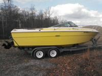 1979 Sea Ray watercraft runs excellent serviced