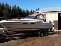 1979 Searay SRV240. Great for cruising or big water