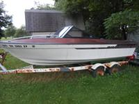 "For sale 1979 Sea Star (project) boat is 17' 7"" The"