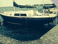 1979 SEAFARER 38 KETCH FOR SALE! - just 2 owner boat -