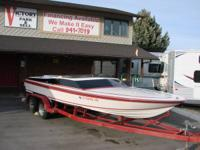 1979 Spectra 20ft Inboard Out Drive - $9999.