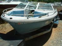 Project Boat Hull 1979 Sportcraft 18' Project Bowrider