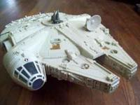Vintage 1979 Kenner Star Wars Millennium Falcon - First