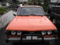 Gen Subaru Brat with 1.6 L and 4wd initial bed bucket
