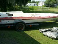 Project boat that was started and have no time to