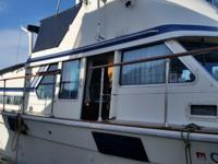 The Tollycraft 40' Tri-Cabin remains one of the most