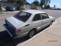 WHAT A FIND! 1979 yes 1979 Toyota Corolla 2Door