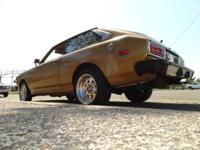 Up for sale i am selling my 1979 Toyota Corolla