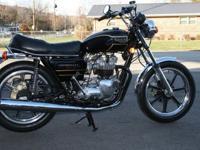 1979 Triumph Bonneville Special T140 750cc one owner.