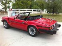 The Triumph Spitfire was originally devised by