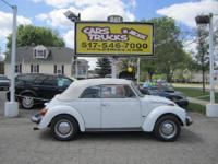 "1979 Volkswagen Bettle ""Bug""! These miles are actual"