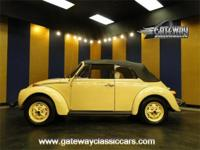 1979 Volkswagen Super Beetle Convertible for sale!