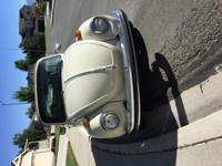 Selling a 1979 VW Superbeetle. Good condition for a 39