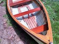 1979 Whitehall Rowing Boat Please call owner Clyde at