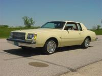1979 Buick Regal coupe. Only 3700 original miles on