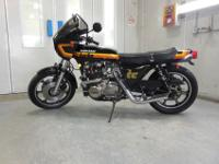 "1978 Kawasaki Z1R TURBO ""TC""NOT A CLONE!!!Here is your"