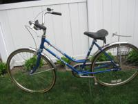 USED VERY NICE LADIES COLLEGIATE 3 SCHWINN BICYCLES---3